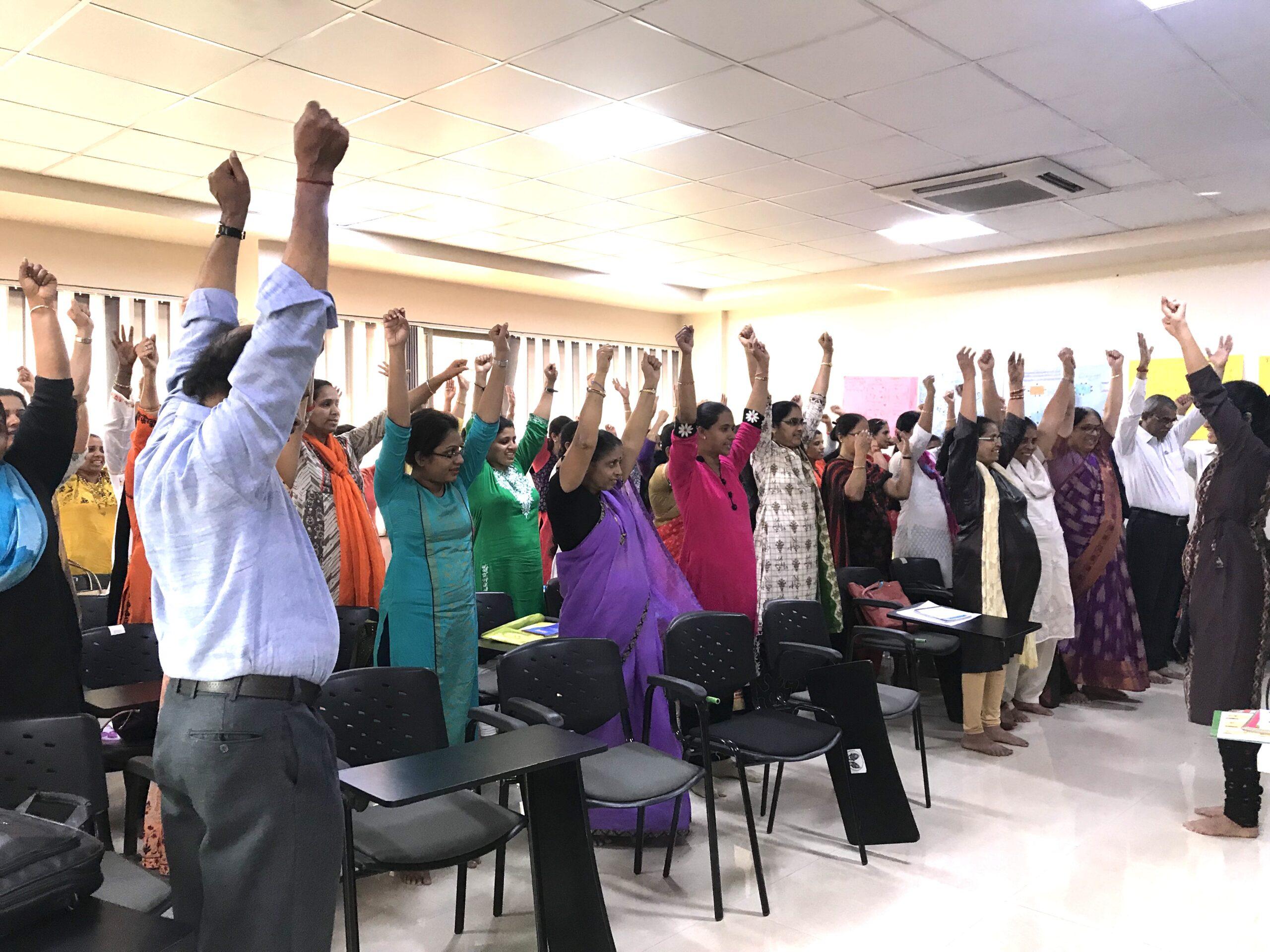 Goa teacher training